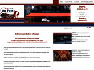 Restaurant du Port - A proximité de l'île de Bréhat