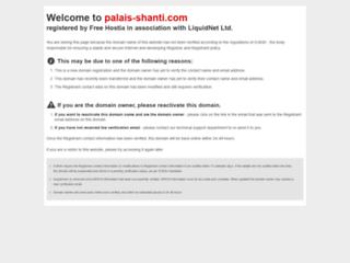 Palais Shanti - thés en vrac bio et infusions naturelles