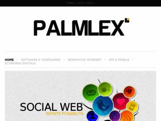 Palmlex.it - Software Gratis Ricerca Cap Italia e Calcolo del Codice Fiscale