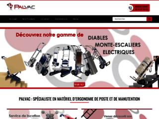 image du site http://palvac.com