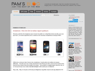 PAM's blog