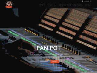 Détails : Pan Pot, un spécialiste de structure scénique de spectacle.