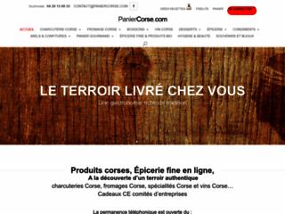 gastronomie et souvenirs Corse