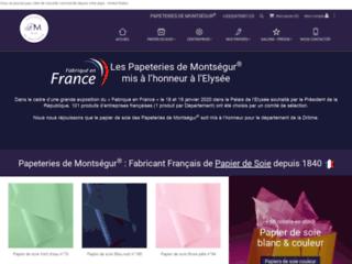 image du site https://papeteries-montsegur.com/