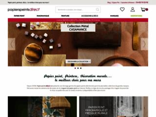 Boutique en ligne de papier peint actuel et moderne