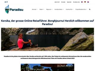La Corse, un paradis dans la M�diterran�e