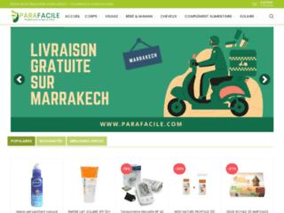 Parapharmacie en ligne sur http://www.parafacile.com