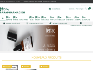 Détails : Parapharmacie Clic en ligne