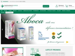 Détails : Parapharmacie en ligne - Parapharmacie Express