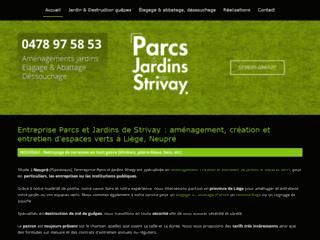Entreprise d'aménagement et de création de parcs et jardins à Neupré dans la privince de Liège