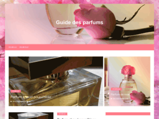 Détails : Guide parfums