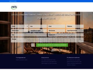 Détails : Paris-déménageurs.com