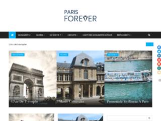 Detalles : Paris Forever