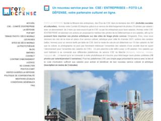 Capture du site http://www.paris-photographe-mariage.fr