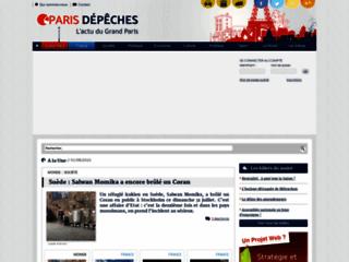 Paris Depeches