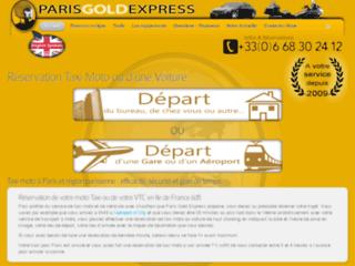 Paris Gold Express