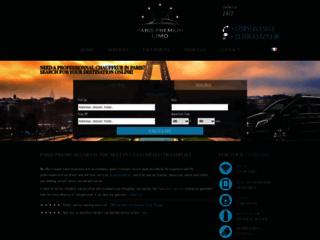 Détails : Service de transport en véhicules de luxe