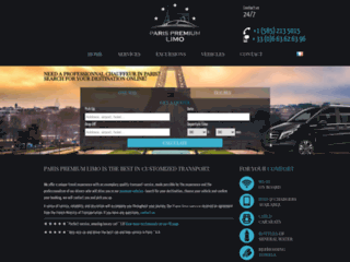 Service de transport en véhicules de luxe