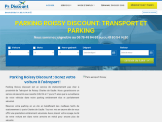 Parking Roissy Discount, le parking pas cher de Roissy CDG