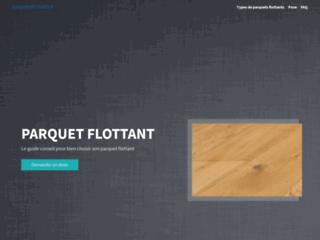Parquet flottant : guide achat sol en bois
