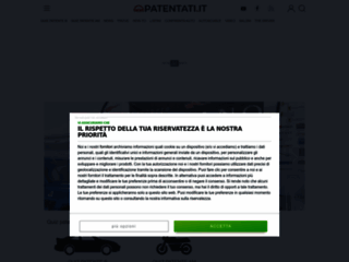 Patentati.it - Quiz patente B e Quiz patentino online Gratis, Video e Listini Auto