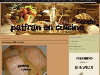 Patfran cuisine et tricote