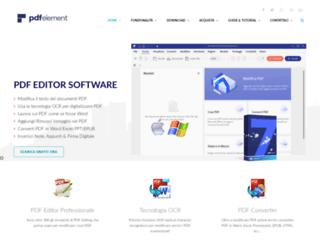 PDF Editor per Windows e Mac