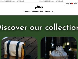 Pebbly - Des ustensiles de cuisine en bambou naturel