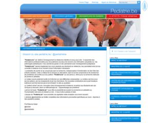 Abécédaire de Pédiatrie sur http://www.pediatrie.be