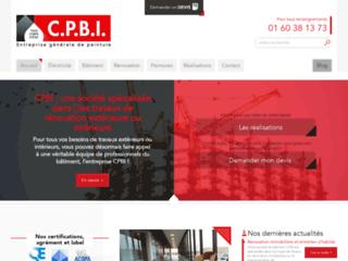 CPBI : rénovation peinture façade en Seine-et-Marne