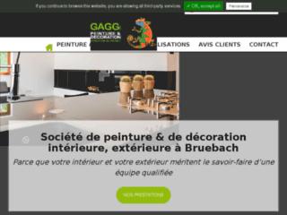 Entreprise GAGG Peinture et Décoration à Mulhouse - Haut-Rhin