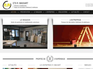 R. Massart : Entreprise de peinture à Nivelles