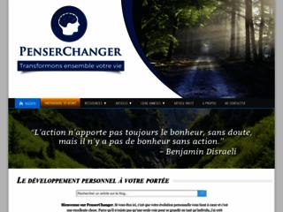 Penserchanger - Votre site de développement personnel