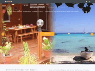 Détails : Atoll de Rangiroa