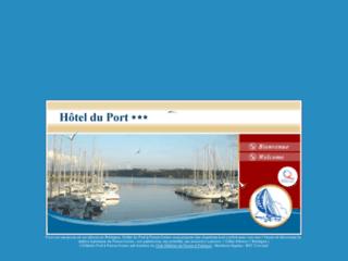 Hôtel du port - Hôtel 2 étoiles