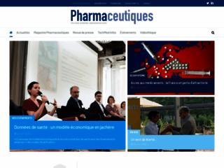 Pharmaceutiques - Pharmacie sur http://www.pharmaceutiques.com