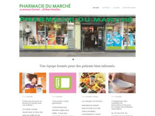 Pharmacie du marché, Houilles (78) Yvelines sur http://www.pharmacie-gendron.com