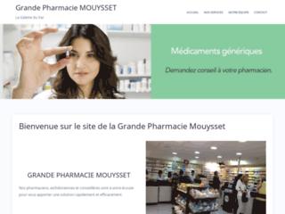 Détails : Pharmacie Mouysset