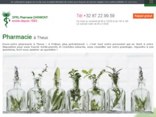 Pharmacie Darimont à Theux (Belgique)