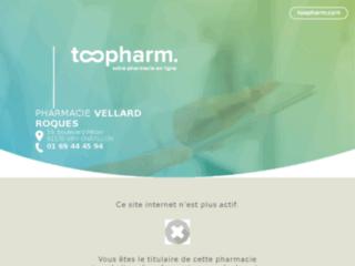 Pharmacie de Viry Chatillon (91) sur http://www.pharmacie-vellard-roques.fr