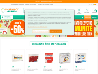 Pharmacie en ligne belge PharmaClic