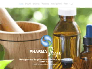 Pharmaphyt argent colloïdal