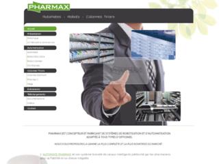 Détails : Pharmax - Fabricant de robot et automate pour pharmacie