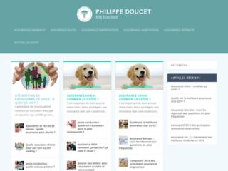 Philippe Doucet, un blog pas comme les autres