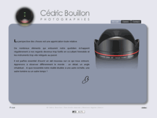 Aperçu de Cédric Bouillon Photographies