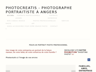 Photocr�atis, Laurence Rondeau Photographe portraitiste � Angers