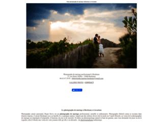 Photographe de mariage (Bordeaux)