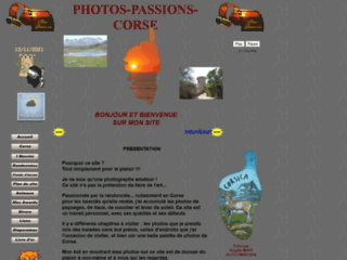 Photos - passions - Corse