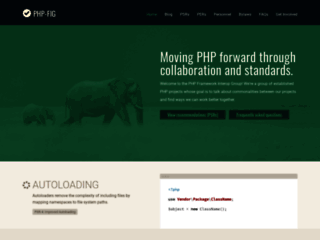 PSR-2 — Coding Style Guide
