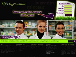 Phytothérapie et nutrithérapie pour mincir durablement - Phyt'institut